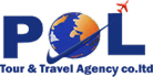 Designing website of Pol Travels tourist website