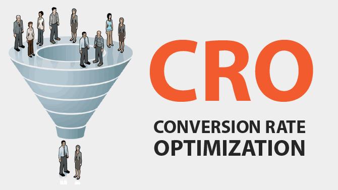 CRO - بهینه سازی نرخ تبدیل
