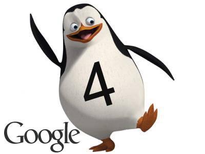 Google Penguin 4.0 - الگوریتم پنگوئن