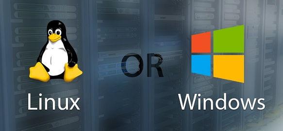 انتخاب سیستم عامل برای سرور میزبانی وب